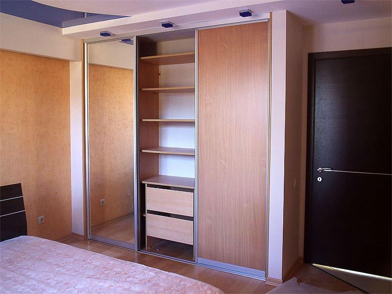 Комбинированный шкаф.