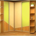 Шкафы-купе в детскую комнату