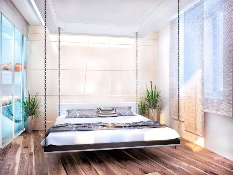 Двуспальная кровать на заказ.