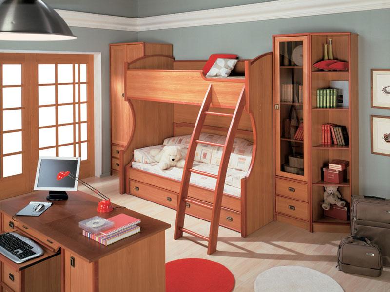 Набор мебели для детской под заказ.