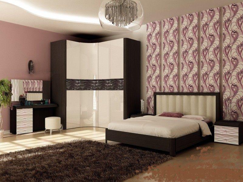 Набор мебели для спальни.