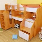 Кровати для детей с выдвижными ящиками