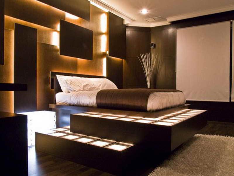Кровать подиум на заказ