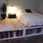 Кровати подиумы