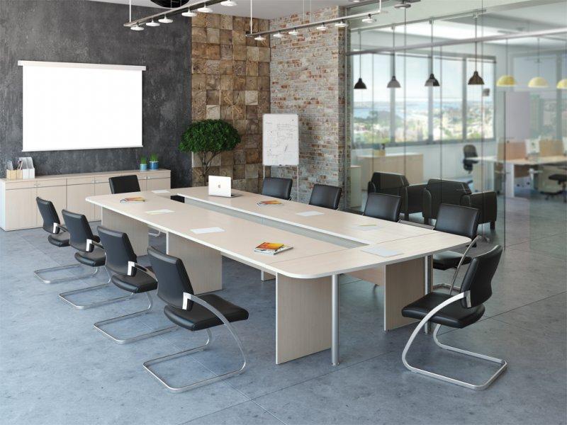 Офисные столы для переговоров