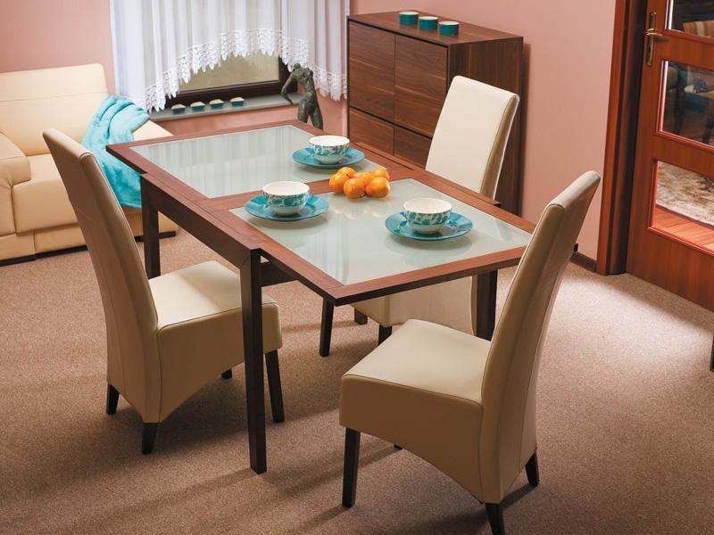 Раскладной обеденный стол на заказ