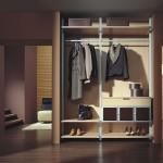 Открытые шкафы