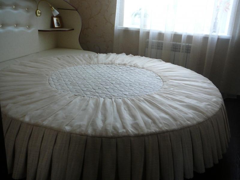 купить круглую кровать в минске низкие цены