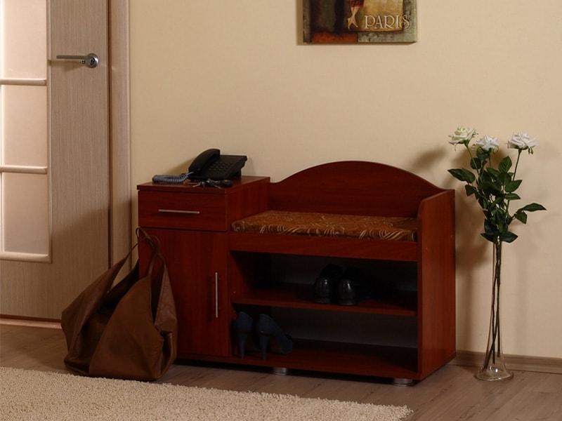 Тумбочка в прихожую с сиденьем своими руками фото 65
