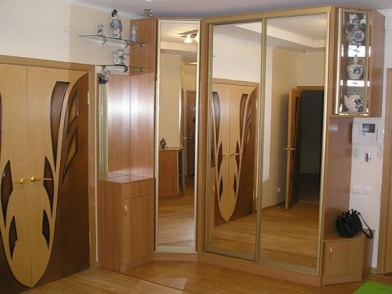 Мебель - кухни, шкафы купе: шкафы купе прихожая фото внутри .