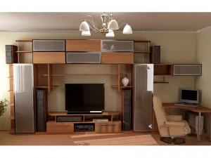 Мебель для зала под заказ.