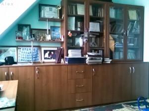 Шкаф в личный кабинет.