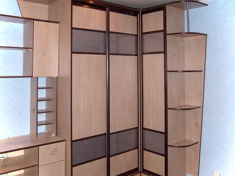 Купить угловой шкаф-купе в минске: фото и цены. угловые шкаф.